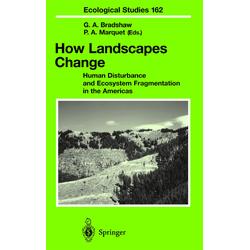 How Landscapes Change als Buch von K. L. Ronnenberg
