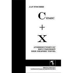 Comic plus X. Jan Fischer  - Buch