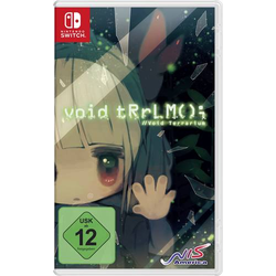 void tRrLM()  //Void Terrarium Limited Edition Nintendo Switch USK: 12