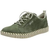 MUSTANG Damen 1379-303 Sneaker, Grün, 41