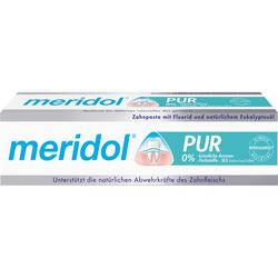 MERIDOL Pur Zahnpasta 75 ml