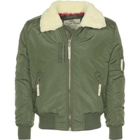 Alpha Industries Injector III grun S