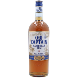 Old Captain Brown Rum 1,00L (37,50% Vol.)