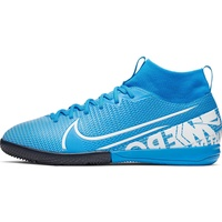 Nike Jr. Mercurial Superfly 7 Academy IC blue hero/white/obsidian 38,5