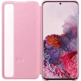 Samsung Clear View Cover EF-ZG980 für Galaxy S20 pink