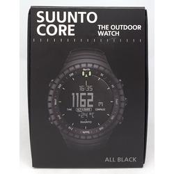Suunto Gesichtshaarentferner Suunto Core All Black Outdoor Uhr für alle Höhenla