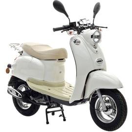 NOVA MOTORS Retro Star 50 ccm 3,0 PS 45 km/h weiß