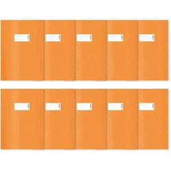 Heftschoner PP A4 gedeckt orange VE=10 Stück