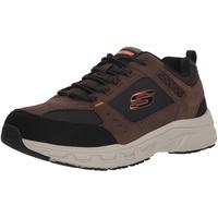 SKECHERS Oak Canyon Sneaker mit bequemer Memory Foam-Ausstattung braun 44