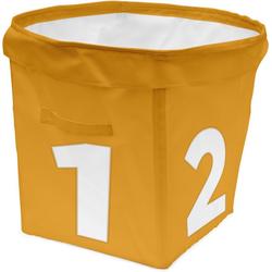 ACHOKA® Aufbewahrungsbox Aufbewahrungsbox Tube - rot gelb