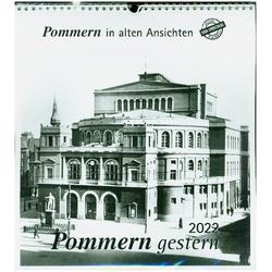 Pommern gestern 2022