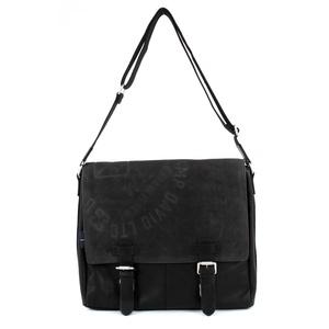 CAMP DAVID University Peak Messengerbag L Black