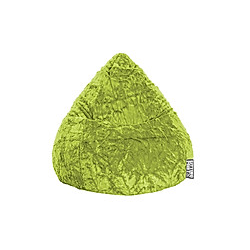Sitzsack BeanBag Fluffy XL (Farbe: grün)