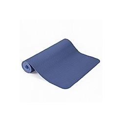 Yogamatte Lotus Pro  blau/hellblau