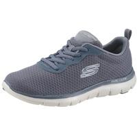 Skechers Damen Flex Appeal 20 Sneakers  41 EUGrau (Grey/Light Blue)