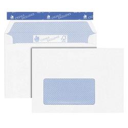 MAILmedia Briefumschläge Cygnus Excellence® DIN C6 mit Fenster weiß 25 St.