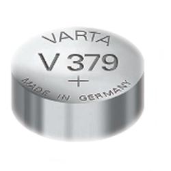 Varta Uhrenbatterie 379, wie V379, 618, 280-59, D379, SR521SW, 1191SO, SB-AC/...