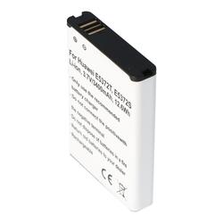 Akku passend für Huawei E5372T, E5372S, Li-Ion, 3,7V, 3400mAh, 12,6Wh