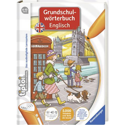 Ravensburger tiptoi® Grundschulwörterbuch Englisch tiptoi® Grundschulwörterbuch Englisch 41802