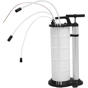 Ölabsaugpumpe, 9L Ölpumpe Auto Ölabsaugpumpe Handpumpe Flüssigkeitsabsaugpumpe Absaugpumpe