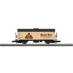 Märklin 98173 Z Exklusiver Kühlwagen  Ganter Bier  Ganter Bier