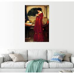 Posterlounge Wandbild, Die Kristallkugel 100 cm x 150 cm