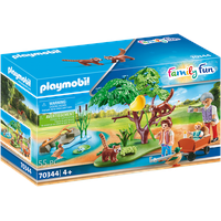 Playmobil Family Fun Kleine Pandas im Freigehege