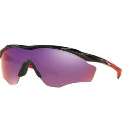Oakley M2 Frame XL - Fahrradbrille Black/Red