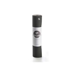 yogabox Yogamatte KURMA BLACK GRIP, in Deutschland hergestellt 60 cm x 200 cm x 0.65 cm