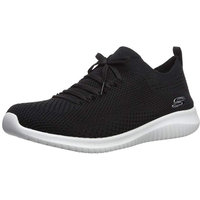 SKECHERS Ultra Flex - Statements black/ white, 38