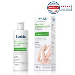 Evolsin Psoriasis Schuppenflechte Balsam