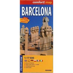 Barcelona 1 : 17 500