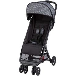 Safety 1st Kinderwagen Teeny Ultra Kompakt Schwarz und Grau Geometric