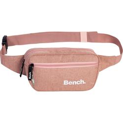 Bench. Gürteltasche OTI300A Bench stylische Hip Bag Polyester (Gürteltasche), Damen, Jugend Gürteltasche Polyester, rosa ca. 23cm breit