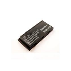 MobiloTec Akku kompatibel mit Medion Erazer X6811 Laptop-Akku
