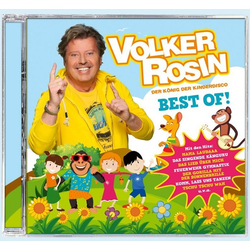 Volker Rosin - Best of! als Hörbuch CD von Volker Rosin