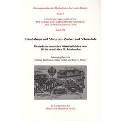 Eisenbahnen und Motoren - Zucker und Schokolade: Buch von