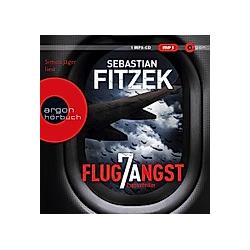 Flugangst 7A  1 MP3-CD - Hörbuch