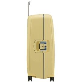 Samsonite S'Cure 4-Rollen 75 cm / 102 l pastel yellow