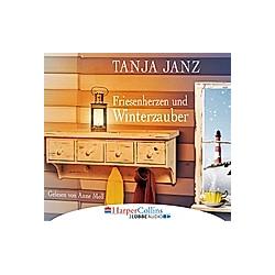 Friesenherzen und Winterzauber  4 CDs - Hörbuch