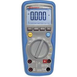 Multimetrix DMM 220 Hand-Multimeter digital Wasserdicht (IP67) CAT III 1000 V, CAT IV 600V Anzeige (