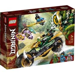 LEGO® Puzzle LEGO® NINJAGO 71745 Lloyds Dschungel-Bike, Puzzleteile