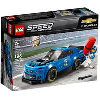 Lego Speed Champions Rennwagen Chevrolet Camaro ZL1 75891