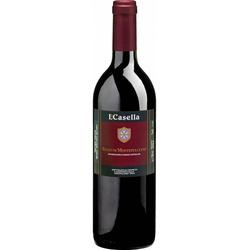 Bio Rotwein La Casella, Rosso di Montepulciano DOC 2015