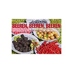 Beeren  Beeren  Beeren (Tischkalender 2021 DIN A5 quer) - Kalender