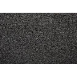 ANDIAMO Teppichboden Bob Festmaß 5x4m, Breite 500 cm, Festmaß 500x400 cm grau 400 cm