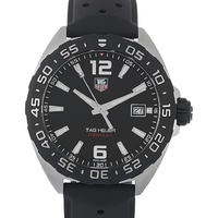 TAG Heuer Formula 1 Rubber 41 mm FT8023