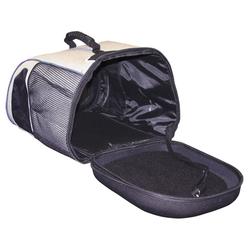 Nobby Rucksack Tasche 2 in 1 Kati grau für Hunde