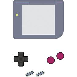 Wandsticker Nintendo Gameboy Dry Erase