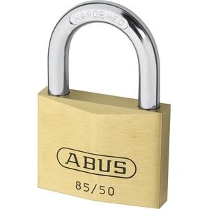 ABUS 02484 Service Messing Vorhängeschloss mit 2679 Gleichschließend
